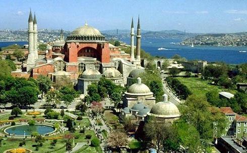 Жаркое путешествие в Турцию
