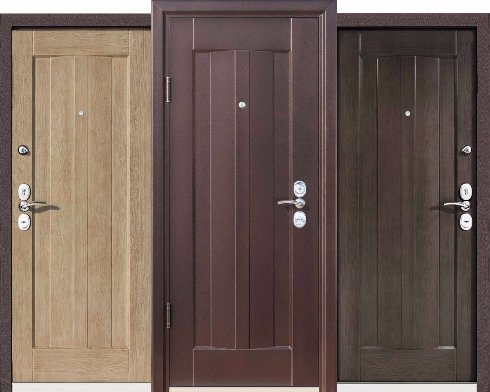 Железные двери на защите жилья