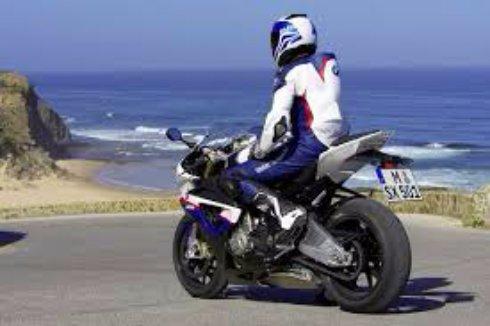 Жизненно необходимый элемент одежды мотоциклиста - кожаная куртка
