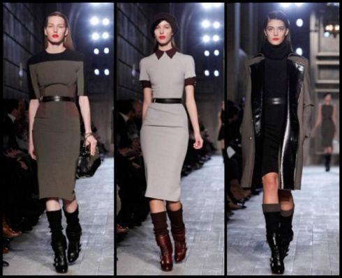 Модные тенденции зимы 2013 года