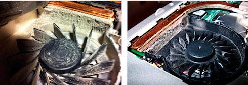 Чистка ноутбука в «Золтон-Сервис» — быстро, качественно, с гарантией!