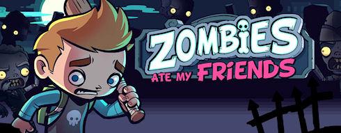 «Zombies Ate My Friends» — уроки выживания от Glu Games
