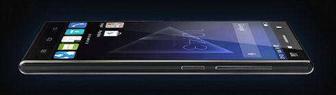 На рынке РФ представлен стильный смартфон Star 1 от ZTE