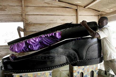 22 самых необычных гроба